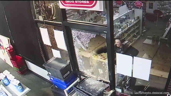 Specialized Security System Marks Pharmacy Burglary Suspect
