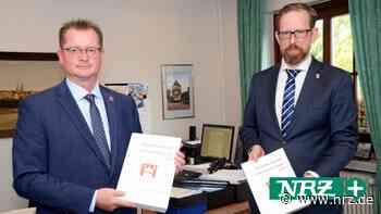 Kämmerer Alexander Herzberg verlässt im April 2021 Isselburg - NRZ