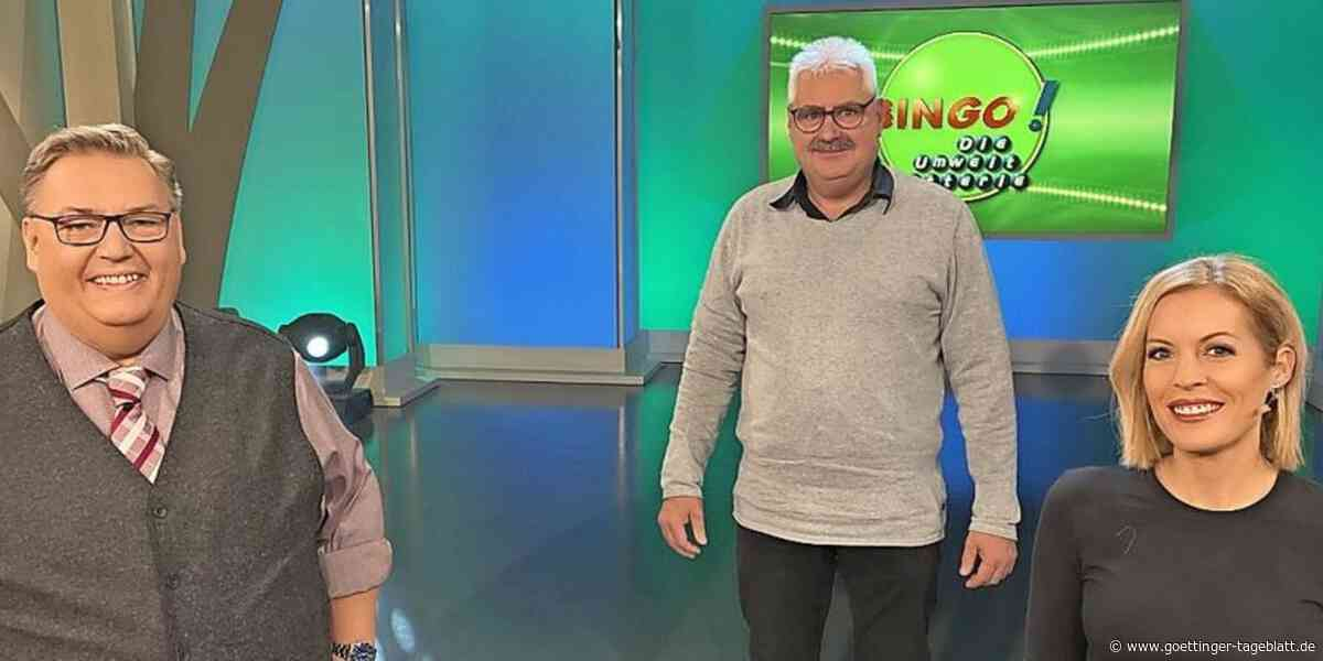 "Rainer Rinke aus Herzberg räumt in ""Bingo""-Show 3000 Euro ab - Göttinger Tageblatt"