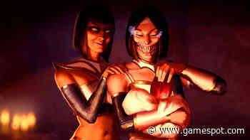 Mileena Story Ending - Mortal Kombat 11 Ultimate