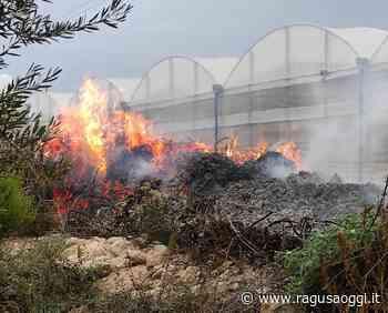 Scicli, Ragusa, Vittoria, Acate e Santa Croce: denunciati 9 imprenditori agricoli per fumarole abusive - RagusaOggi