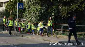 Aperte le iscrizioni al servizio 'Piedibus' per le scuole primarie di Capannori e Lunata - LuccaInDiretta