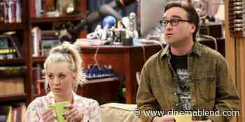 The Reason Kaley Cuoco And Johnny's The Big Bang Theory Breakup Came At An Awkward Time - CinemaBlend