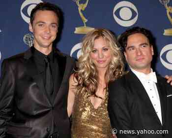 """Kaley Cuoco Says """"Big Bang"""" Gave Her Love Scenes With Her Ex """"On Purpose"""" - Yahoo News"""