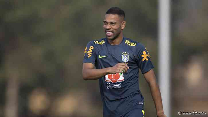 Renan Lodi: I'm almost another striker for Brazil