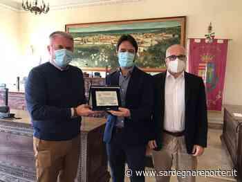 A Sorso la targa di ringraziamento da parte della Coldiretti - Sardegna Reporter - Sardegna Reporter