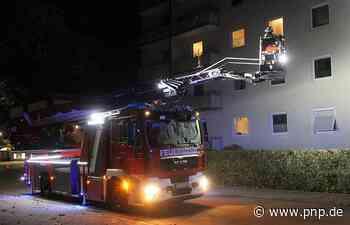 Verdacht auf hilflose Person: Feuerwehr öffnet Wohnung - Passauer Neue Presse