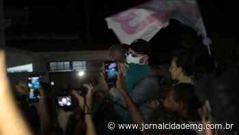 Com 52,86%, Di-Gianne é eleito prefeito de Lagoa da Prata - Jornal Cidade