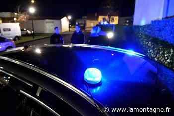 Interpellé à Cournon (Puy-de-Dôme) après un refus d'obtempérer au volant d'une voiture volée et faussement plaquée - La Montagne