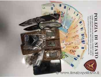 Tenta di superare il controllo in stazione a Peschiera del Garda (Ve): arrestato con mezzo chilo di hashish - ilMetropolitano.it