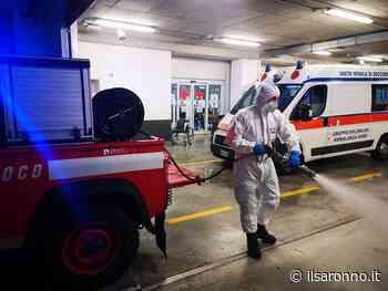 """L'ospedale di Garbagnate Milanese è diventato """"covid"""" - ilSaronno"""