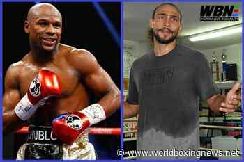 Floyd Mayweather accused of avoiding Keith Thurman during career - WBN - World Boxing News