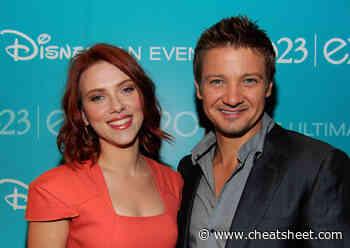 'Black Widow': Jeremy Renner Teases Hawkeye's Return After Scarlett Johansson's Budapest Comments - Showbiz Cheat Sheet