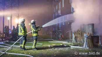 Buchholz - Feuer-Tod in der Nordheide - BILD