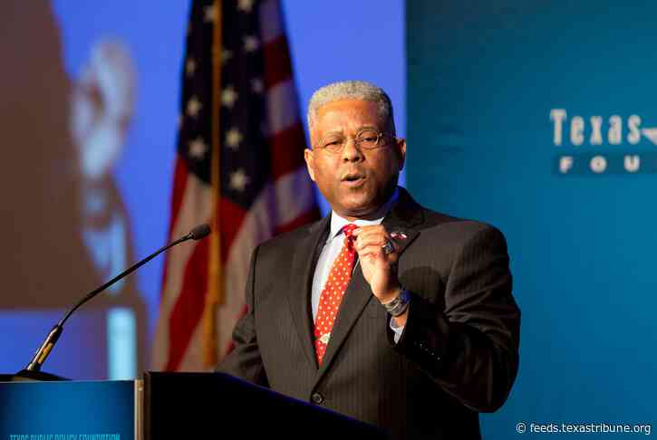 Allen West takes sharp-elbowed approach as Texas GOP chair, raising intraparty tension ahead of legislative session