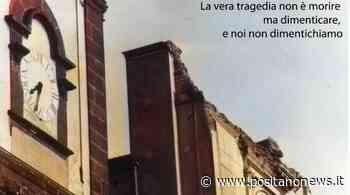 Piano di Sorrento a 40 anni dal terremoto del 23 novembre 1980. Un lumino per ricordare - Positanonews