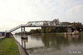 Lysbrug in Ingelmunster voor meerdere jaren afgesloten
