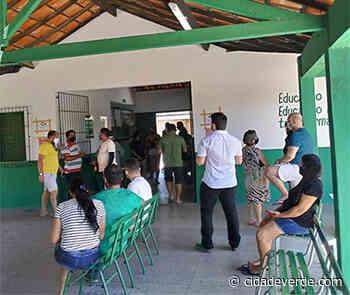 Eleitor passa mal e morre enquanto esperava para votar - Parnaiba - Cidadeverde.com