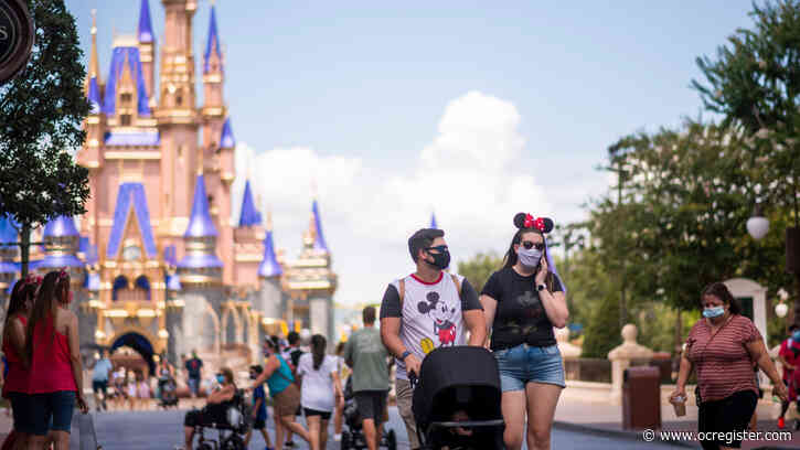 Columnist: America needs Disney's help to promote the COVID-19 vaccine