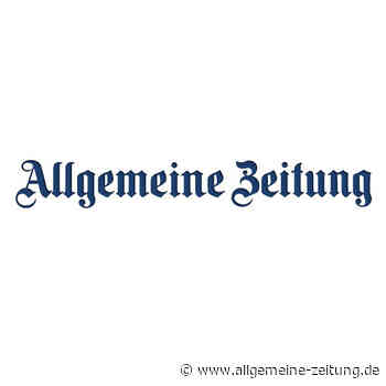 Polizeieinsatz auf RFK-Gelände in Alzey - Allgemeine Zeitung