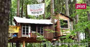 Aktivisten aus Alzey-Worms kämpfen um den Dannenröder Wald - Allgemeine Zeitung