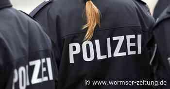 Polizei-Einsatz an Rheinhessen-Fachklinik in Alzey - Wormser Zeitung