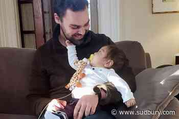 ONTARIO: 'He was heaven sent:' Stranger saves baby's life by donating own liver