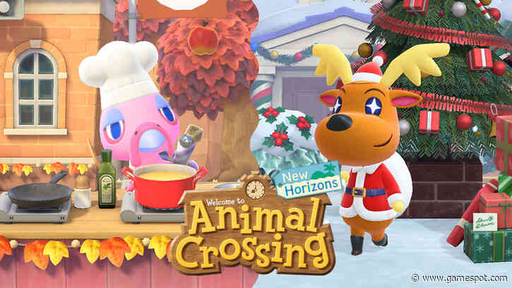 Animal Crossing: New Horizons Winter Update Coming This Week