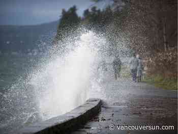 Vancouver Weather: Strong winds lead to cancelled ferries