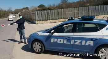 Porto Empedocle, non si ferma all'alt della polizia: arrestato dopo inseguimento a Favara - Canicatti Web Notizie