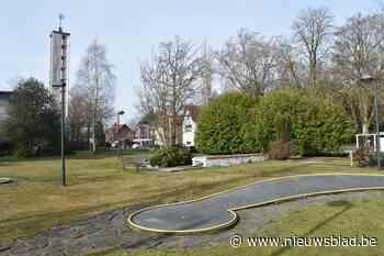 Minigolfterrein aan Sportpark klaar op 1 april 2021, skatepark iets later