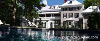 Le Manoir Maplewood, une magnifique résidence historique, à vendre !