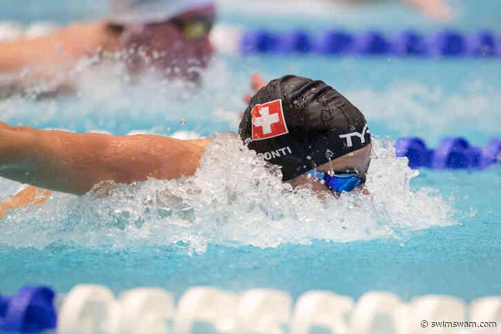 Campionati Svizzeri Vasca Corta Record Per Mamie E Ponti – I Risultati