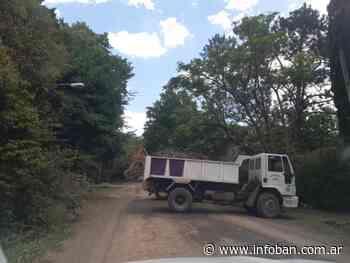 Continúan los trabajos de mantenimiento integral en barrios de Los Cardales - InfoBan