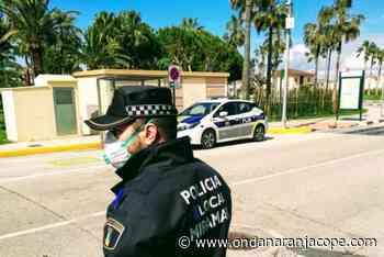 Un Policía Local de Miramar, Vicent Castellà, salva la vida de una persona - Onda Naranja Cope