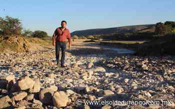 Sin agua la presa Miramar de Coneto de Comonfort, solicitan ayuda - El Sol de Durango