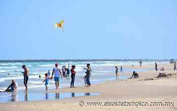 Esperan repunte de visitantes a playa Miramar por puente - El Sol de Tampico