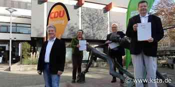 Wesseling: Diese Themen stehen bei der CDU und den Grünen auf der Agenda - Kölner Stadt-Anzeiger