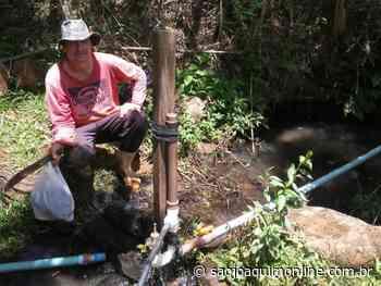 Carneiro hidráulico melhora fornecimento de água em propriedades de Curitibanos e Caçador - Agência de Notícias São Joaquim Online