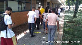 Com pandemia,30,12% dos curitibanos não aparecem para votar; índice nacional foi de 23, 14% - Bem Paraná
