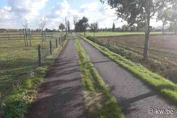 Trage wegen Bisdonkstraat, Bokstraat en Zandweg in het nieuw