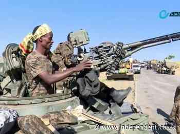 Nearly 30,000 flee Ethiopia as UN warns 'full-scale humanitarian crisis' unfolding