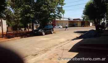 Ola de robos: en Santa Rita los ladrones andan por los techos - EL TERRITORIO