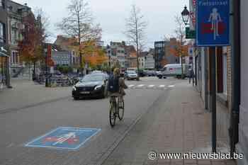 Wetterse fietsstraten zijn eindelijk van kracht
