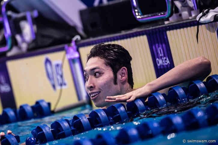 Kosuke Hagino Entered In 5 Events For 2020 Japan Swim