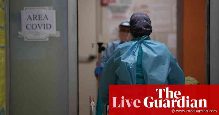 Coronavirus live news: Italy reports highest death toll since 3 April; Iran registers new case record