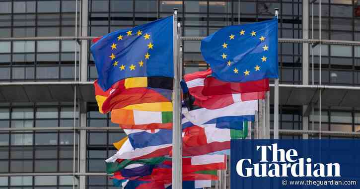Majority of EU population feel good about bloc, study finds