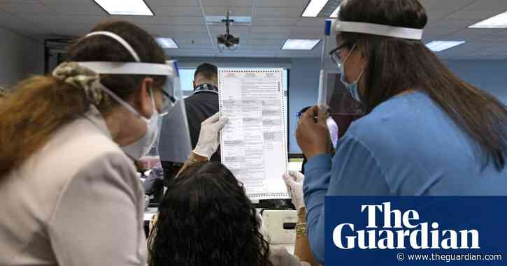 Why US ballot count live streams became misinformation magnets