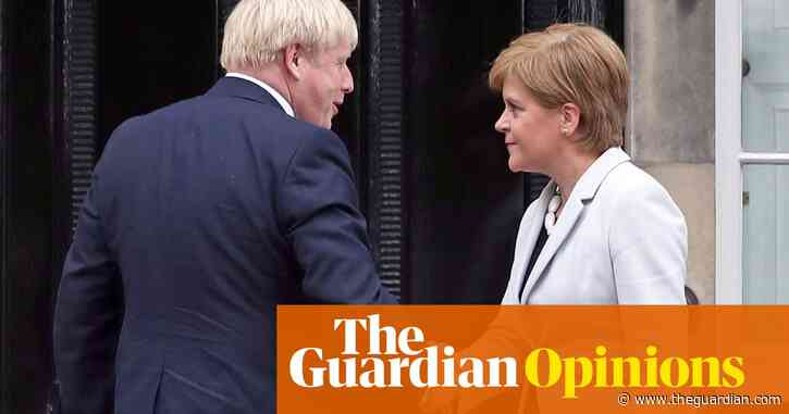 Boris Johnson's saboteur is back, and looking strangely familiar | Marina Hyde