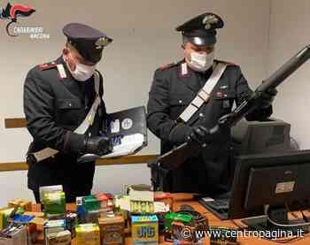 Polverigi, litigio durante la caccia: arrestato per porto illegale d'armi - Centropagina